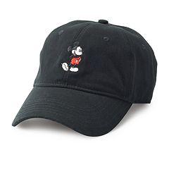 995718b8604 Mens Mickey Mouse Twill Cap