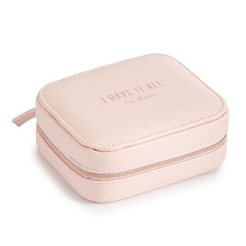 LC Lauren Conrad Travel Jewelry Pouch & Case