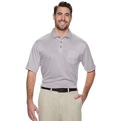 Big & Tall Grand Slam DriFlow Natural Touch Performance Polo
