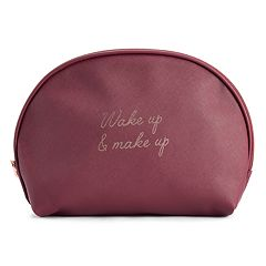 LC Lauren Conrad 'Wake Up & Make Up' Cosmetic Bag