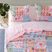 Greenland Home Joannas Garden Quilt Set