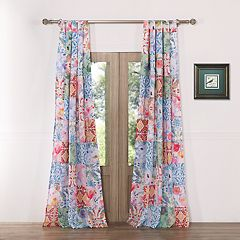 Greenland Home Joannas Garden Window Curtain Set