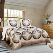 Greenland Home Sweet Caroline Quilt Set