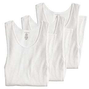 Men's Van Heusen 5-pack A-Shirts