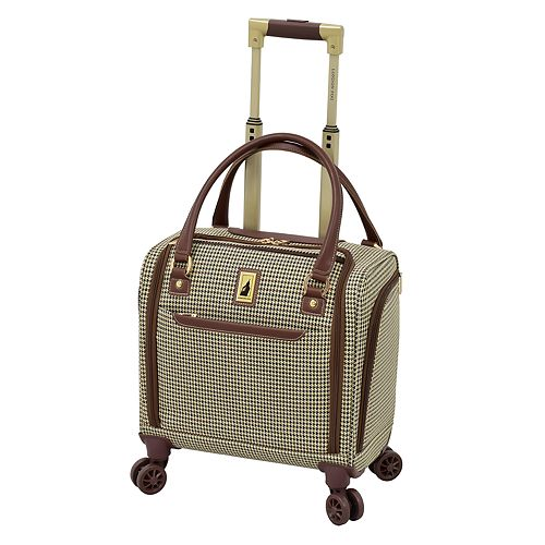 London Fog Cambridge II 15-Inch Underseater Spinner Luggage