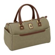 London Fog Cambridge II 16-Inch Classic Satchel