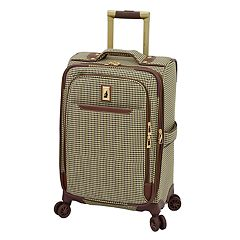 London Fog Cambridge II Expandable Spinner Lugagge