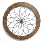 Stratton Home Decor Round Medallion Wall Decor