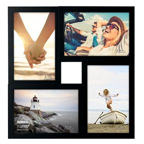 MALDEN 4-Opening Square Collage Frame
