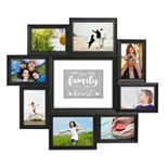 MALDEN 9-opening Family Collage Frame