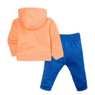 Baby Girl Nike Therma-FIT Hoodie & Pants Set