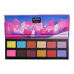 NYX Professional Makeup Sugar Trip Squad Shadow Palette