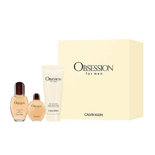 Calvin Klein Obsession for Men 3-pc. Cologne Gift Set ($98 Value)