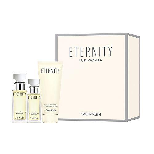 Calvin Klein Eternity for Women 3-pc. Perfume Gift Set ($100 Value)