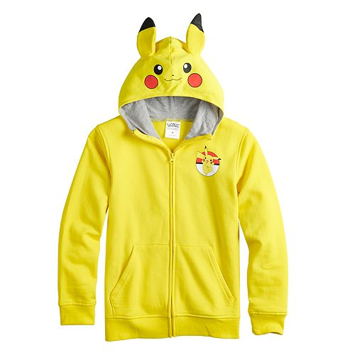 Boys 8-20 Pokemon Fleece Hoodie