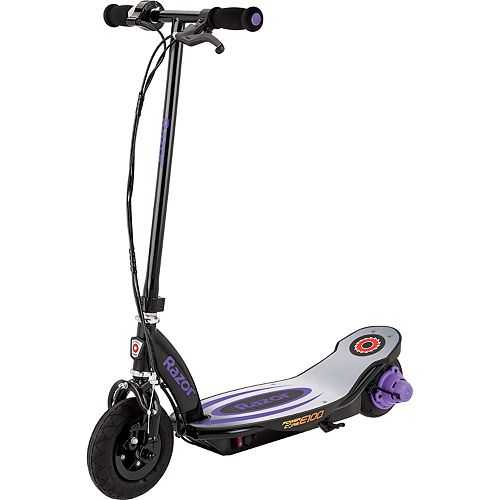 Razor Power Core E100 Purple Electric Scooter