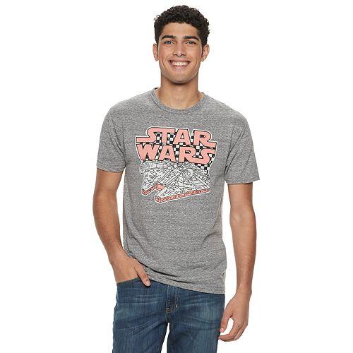 Men's Star Wars Millenium Flacon Tee