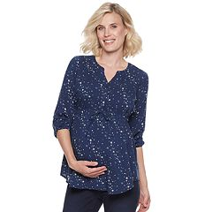 Maternity a:glow Empire Top