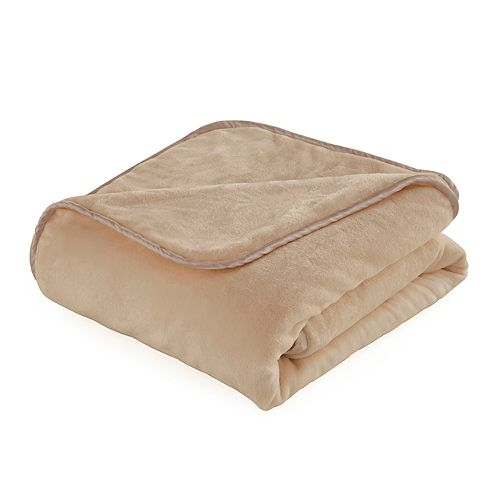 Vellux Heavyweight 12-Pound Weighted Throw Blanket