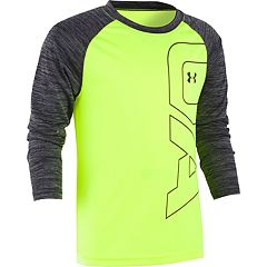 Boys 4-7 Under Armour Active Raglan Graphic Tee