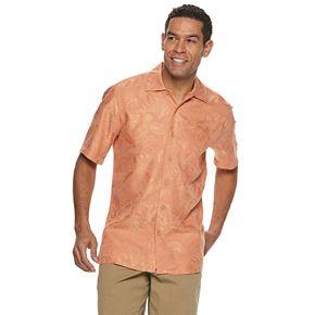 Men's Batik Bay Jacquard Button-Down Shirt