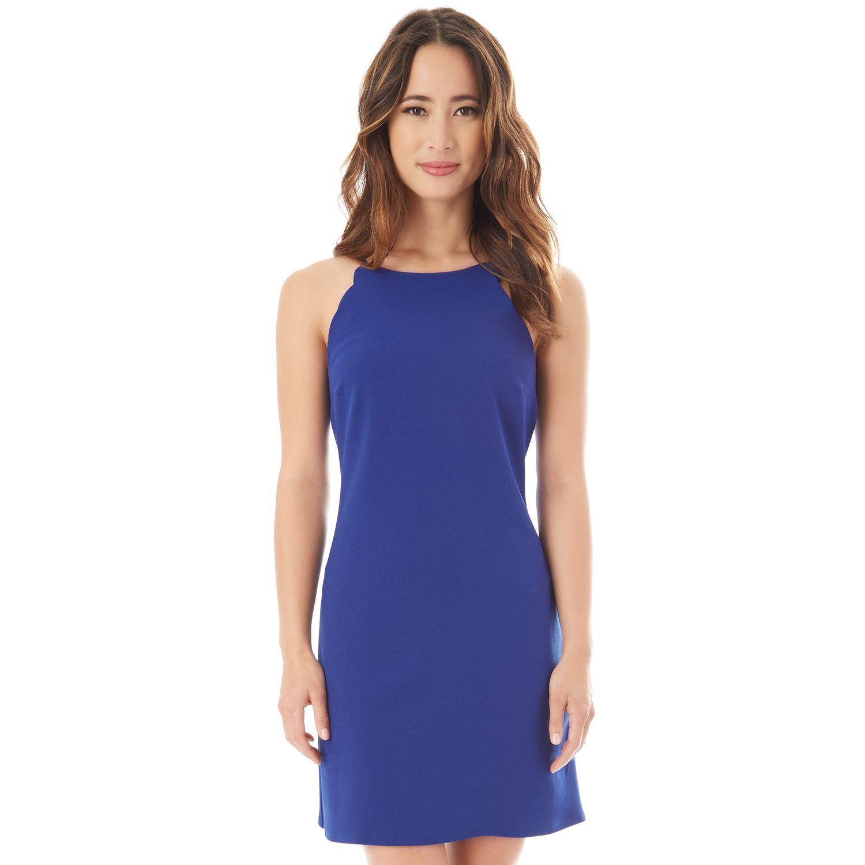 Atlantic Blue Party Dresses for Juniors