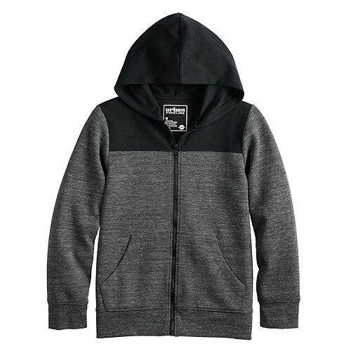 Boys 8-20 Urban Pipeline™ Double Knit Fleece Hoodie