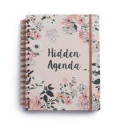 """LC Lauren Conrad """"Hidden Agenda"""" Floral 12-Month Weekly Planner"""