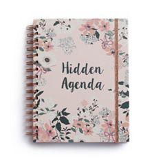 LC Lauren Conrad 'Hidden Agenda' Floral 12-Month Weekly Planner