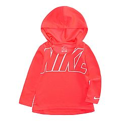 Toddler Girl Nike Hooded Thermal Tunic