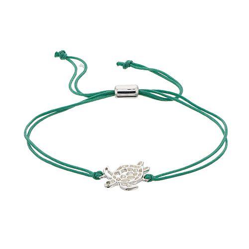 LC Lauren Conrad Turtle Adjustable Bracelet