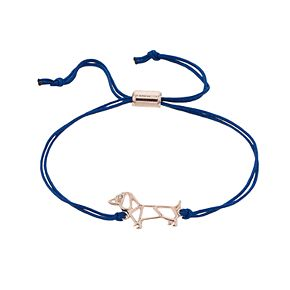 LC Lauren Conrad Dachsund Adjustable Bracelet