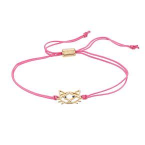 LC Lauren Conrad Cat Adjustable Bracelet