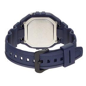 Casio Unisex Illuminator Digital Chronograph Watch - W218H-2AVOS