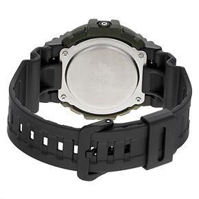 Casio Men's Mud Resistant Digital Chronograph Watch - TRT110H1A2OS