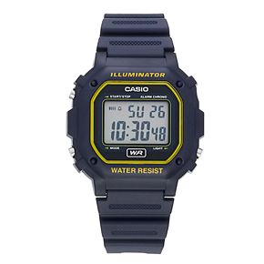 Casio Men's Digital Watch - F108WH-2A2OS