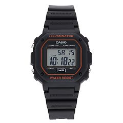 Men's Casio Digital Watch - F108WH-8A2OS
