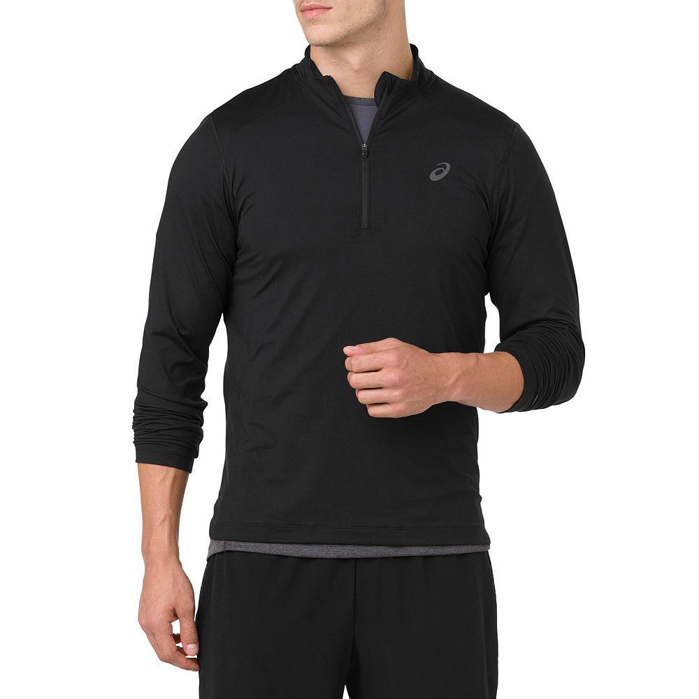 Men's ASICS Half-Zip Top