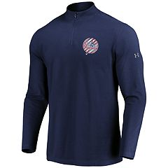 Men's Under Armour New York Yankees 1/4 Zip Pullover