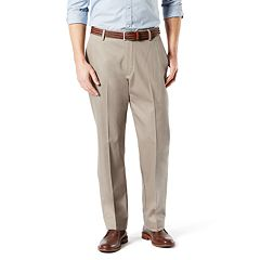 Big & Tall Dockers® Signature Khaki Lux Classic-Fit Stretch Pants D3