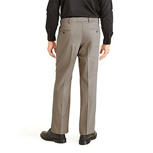 Big & Tall Dockers® Signature Khaki Lux Classic-Fit Stretch Pleated Pants