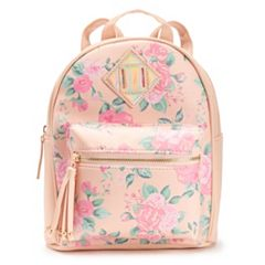 OMG Accessories Floral Mini Backpack