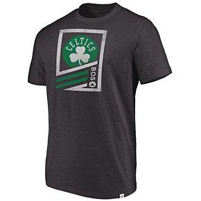 Men's Majestic Boston Celtics Flex Class Tee