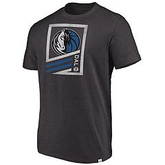 Men's Majestic Dallas Mavericks Flex Class Tee