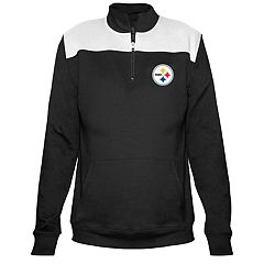 Plus Size Pittsburgh Steelers Fleece Pullover