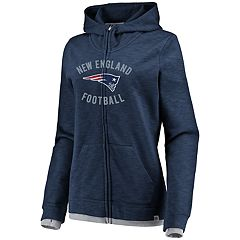Plus Size New England Patriots Hyper Hoodie