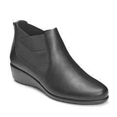A2 by Aerosoles Above All Women's Wedge Booties