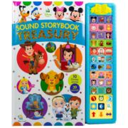 Disney Baby Sound Storybook Treasury by PI Kids