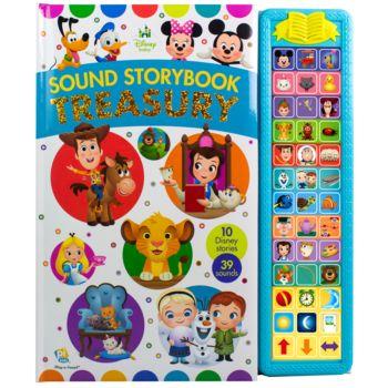 Disney Baby Sound Storybook Treasury by PI Kids