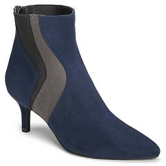 A2 by Aerosoles Gramercy Park Women's High Heel Ankle Boots